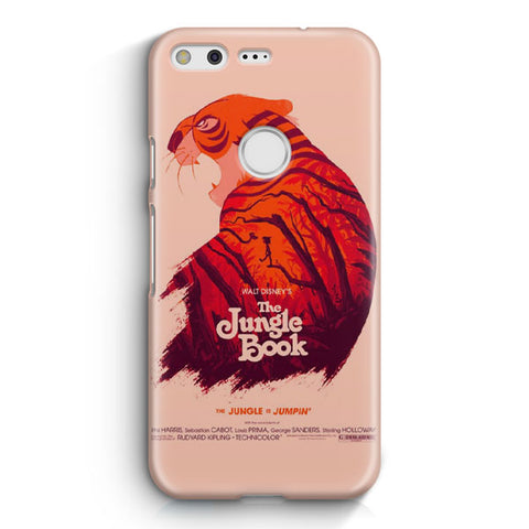 Disney The Jungle Book Poster Google Pixel Case