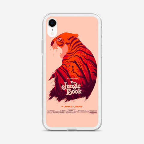 Disney The Jungle Book Poster iPhone XR Case