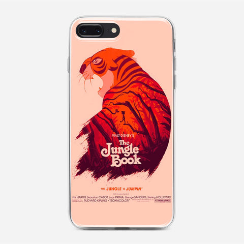 Disney The Jungle Book Poster iPhone 7 Plus Case