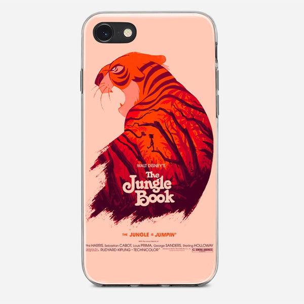 Disney The Jungle Book Poster iPhone X Case