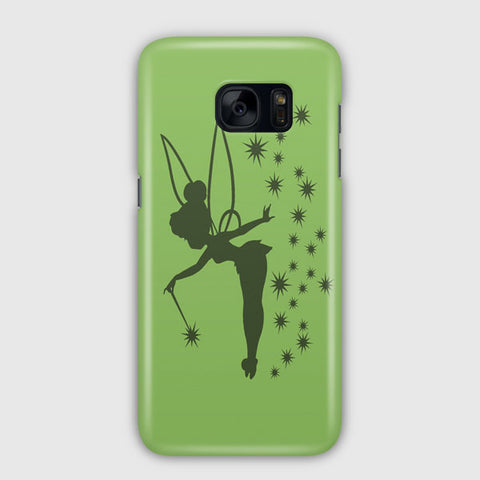 Disney Tinker Bell Pixie Dust Samsung Galaxy S7 Edge Case