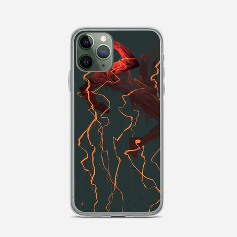 DC Flash Illustration iPhone 11 Pro Case