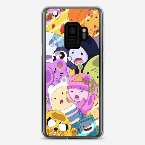 Adventure Time Artwork Samsung Galaxy S9 Case