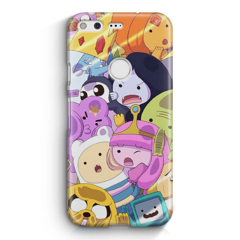Adventure Time Artwork Google Pixel XL Case