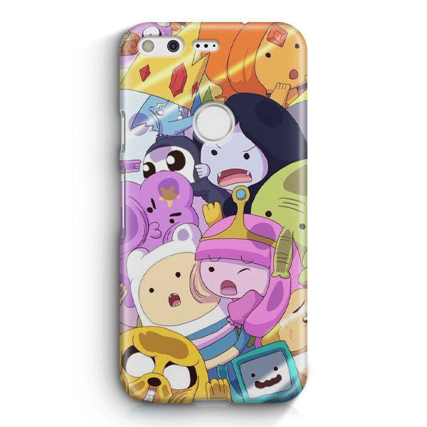 Adventure Time Artwork Google Pixel Case