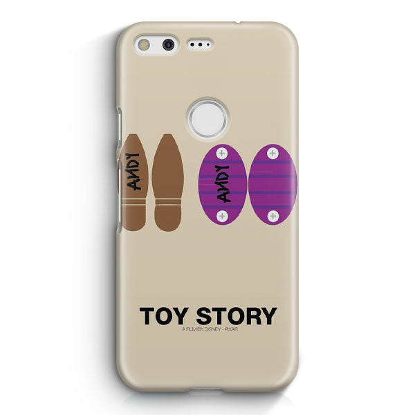 Disney Toy Story Minimalist Google Pixel 2 XL Case