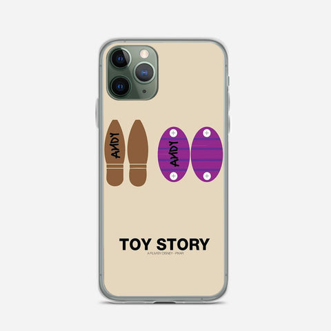 Disney Toy Story Minimalist iPhone 11 Pro Case