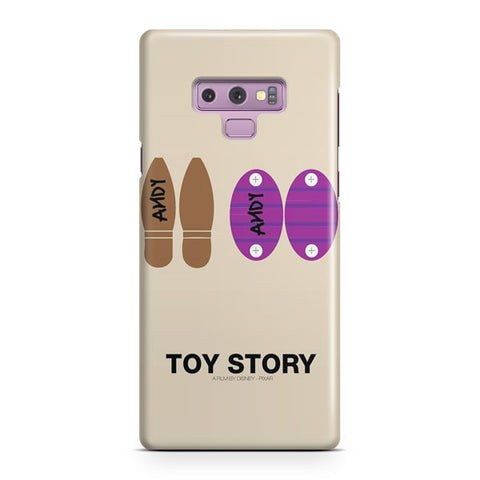 Disney Toy Story Minimalist Samsung Galaxy Note 9 Case