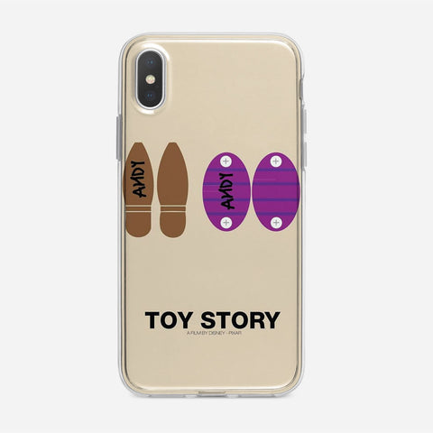 Disney Toy Story Minimalist iPhone XS Max Case