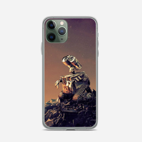 Disney Wall E Artwork iPhone 11 Pro Case