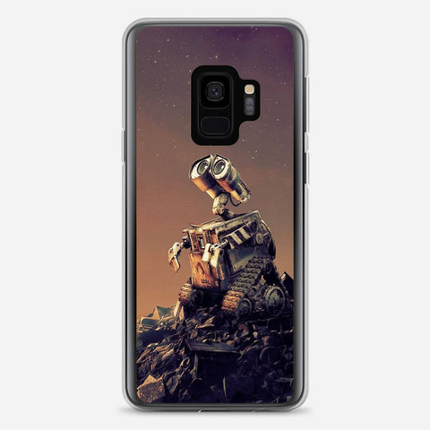 Disney Wall E Artwork Samsung Galaxy S9 Case