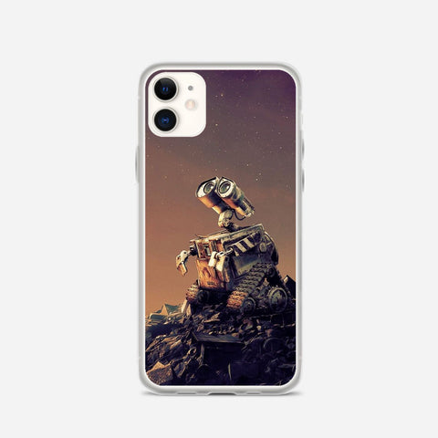 Disney Wall E Artwork iPhone 11 Case