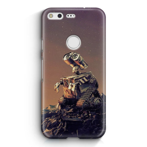 Disney Wall E Artwork Google Pixel Case