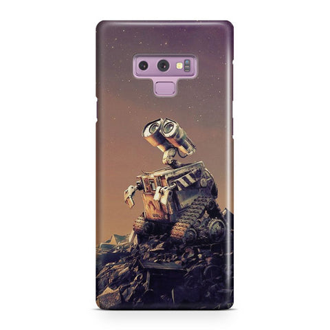 Disney Wall E Artwork Samsung Galaxy Note 9 Case