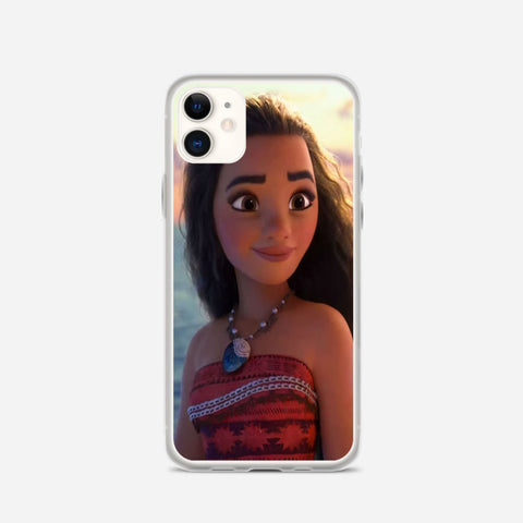 Disney s Moana Flight To Hawaii iPhone 11 Case