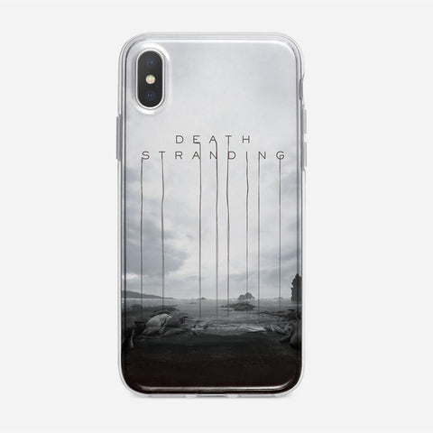 Death Stranding iPhone XS Max Case