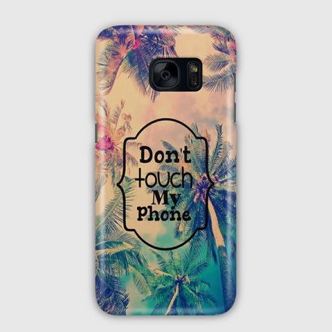 Dont Panic Samsung Galaxy S7 Edge Case