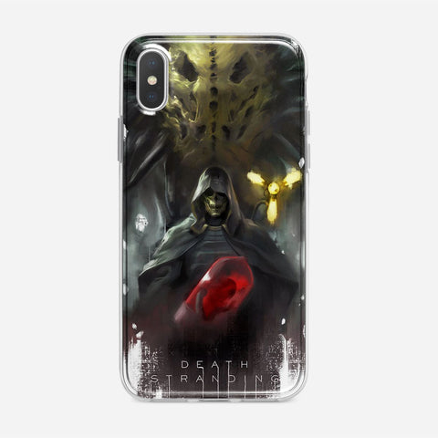 Death Stranding Artwork iPhone XS Max Case