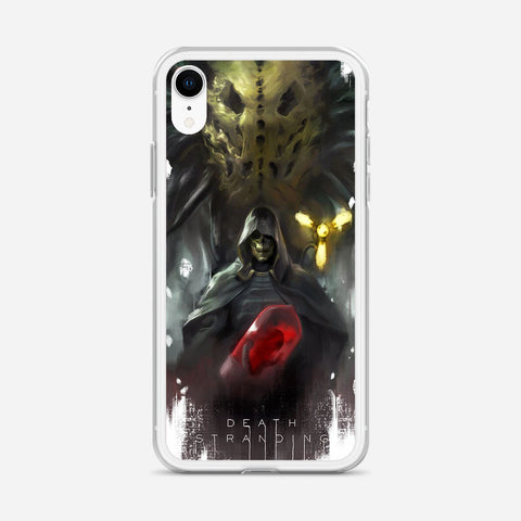 Death Stranding Artwork iPhone XR Case