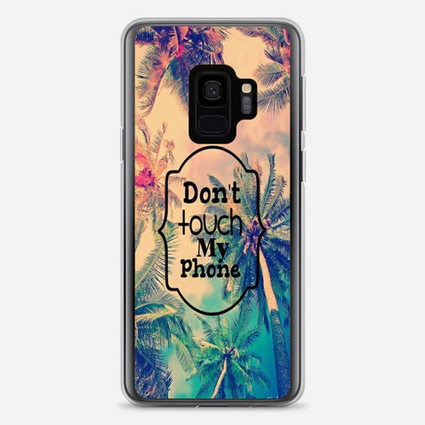Dont Panic Samsung Galaxy S9 Case