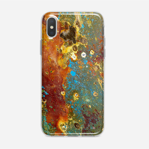 Decay Metal Corrosion iPhone XS Max Case