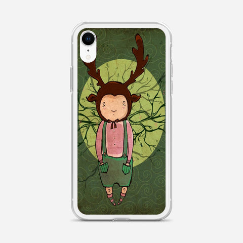 Deer Summer iPhone XR Case