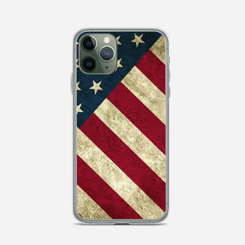 America Flag iPhone 11 Pro Max Case
