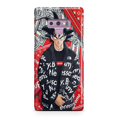 Dragon Ball Super Broly Trailer Samsung Galaxy Note 9 Case