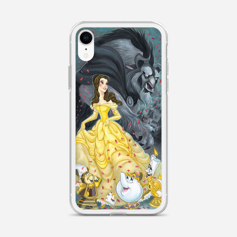 Disney Beauty and the Beast iPhone XR Case