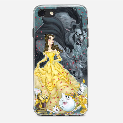 Disney Beauty and the Beast iPhone 8 Case