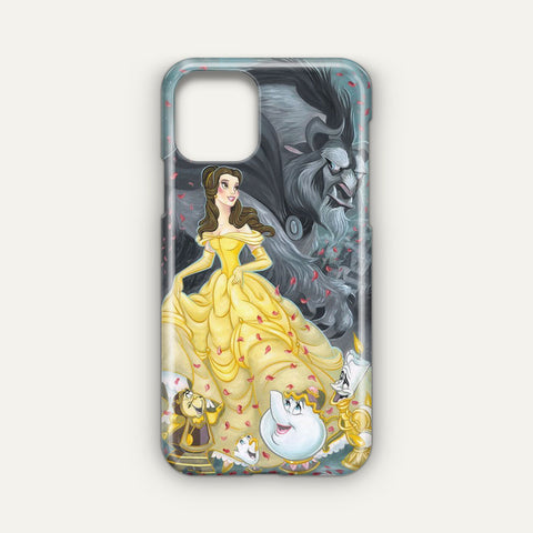 Disney Beauty and the Beast Google Pixel 4 XL Case