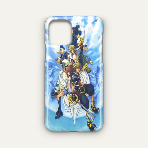 Disney Kingdom Hearts Cloud Google Pixel 4 XL Case