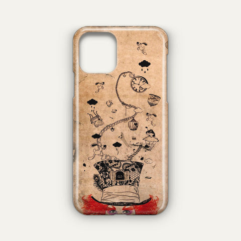Disney Mad Hatter Art Google Pixel 4 XL Case