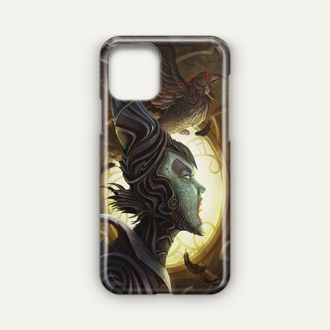 Disney Maleficient Art Google Pixel 4 XL Case