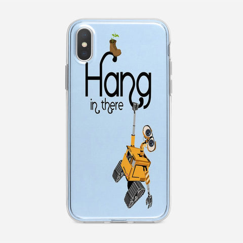 Disney Pixar Wall E Minimalist iPhone XS Case