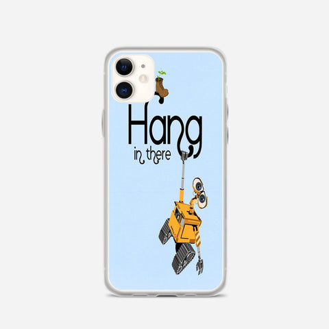 Disney Pixar Wall E Minimalist iPhone 11 Case