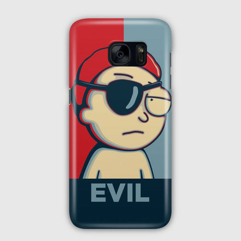 Evil Morty  Rick and Morty Samsung Galaxy S7 Case
