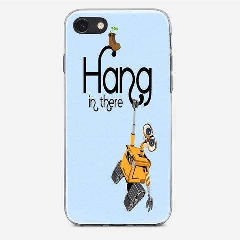 Disney Pixar Wall E Minimalist iPhone 8 Case