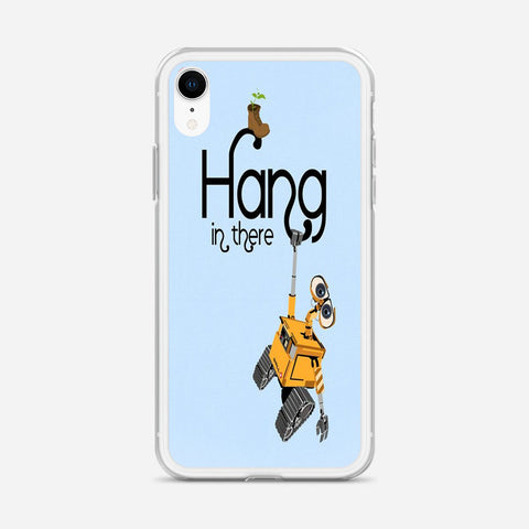 Disney Pixar Wall E Minimalist iPhone XR Case