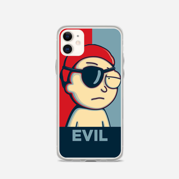 Evil Morty  Rick and Morty iPhone X Case
