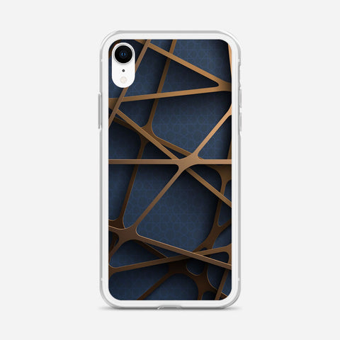 Disordered Lines iPhone XR Case