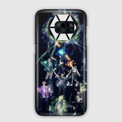 EXO The War Samsung Galaxy S7 Edge Case