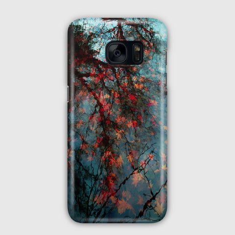 Fall Leaves Samsung Galaxy S7 Edge Case