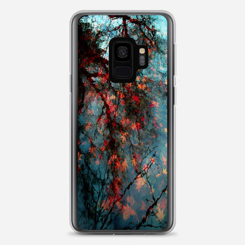 Fall Leaves Samsung Galaxy S9 Case