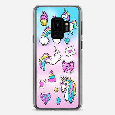 Fashion Diaries Samsung Galaxy S9 Case