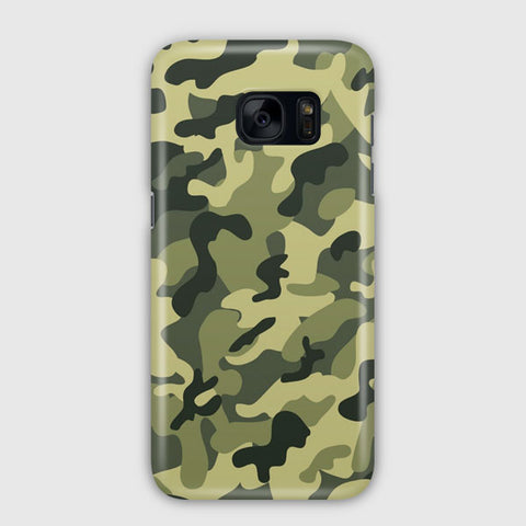 Featuring Ape Light Camouflage Pattern Samsung Galaxy S7 Case