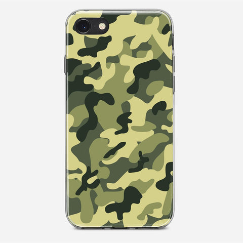 Featuring Ape Light Camouflage Pattern iPhone X Case
