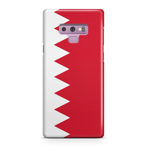 Flag Of Bahrain Samsung Galaxy Note 9 Case