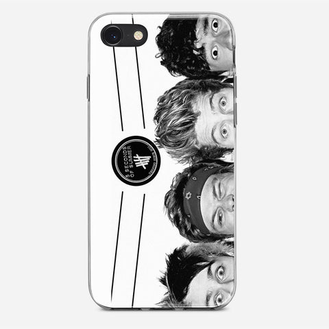 5 SOS Artwork iPhone 8 Case
