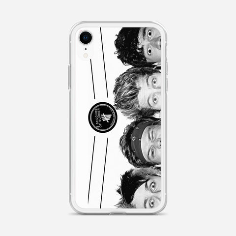 5 SOS Artwork iPhone XR Case